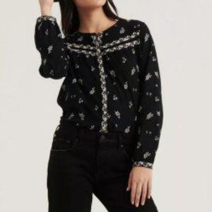 NWT ** LUCKY BRAND Printed Knit Shirt